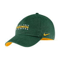 Nike Cap H86 Washed Broncos Between Classic Gorge Green