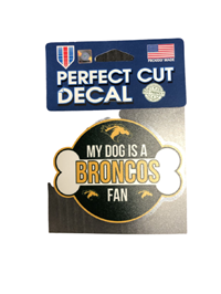 Decal Perfect-Cut CPP Dog