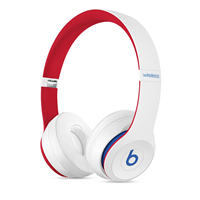 Beats Solo3 Wireless Over-Ear Headphones - Club White