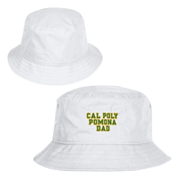 Dad Cap Rip Stop Bucket 3 Loc Champion Classic White