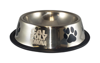 Pet Bowl Classic Silver Small