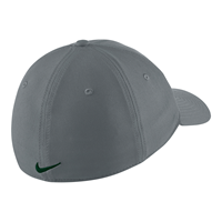 NIKE CAP L91 CUSTOM SWOOSH BRONCO HEAD WOLF GREY