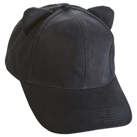 Avenue 9 Baseball Cap Cat Ears