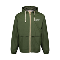 Jacket Classic Wpv Hooded Bronze Green