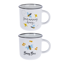 Bee Inspired Mugs ASST (1 Unit)