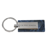 Keychain Luxe Resin * Grey