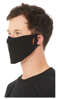 Washable And Reusable Fleece Face Mask Cover (PPE)