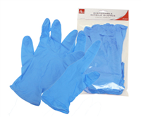 Gloves Nitrile 10Pk (PPE)